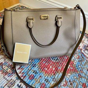 Michael Kors Taupe purse